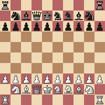Grand Chess setup